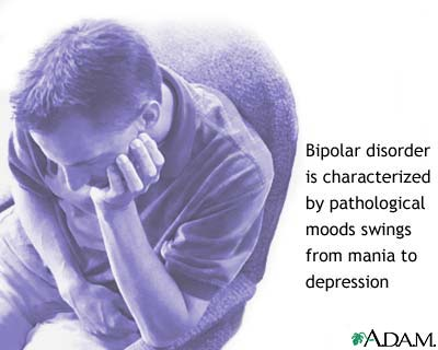 bipolar disorder the causes effects and treatment of manic depression A person can get depressed for many reasons a person gets manic for one  reason- bipolar disorder because of this, the main treatment.