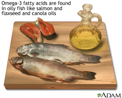 Omega-3 fatty acids
