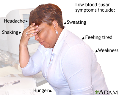 low blood pressure and sugar relationship