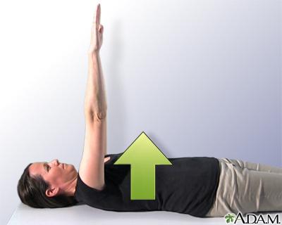 Arm reach