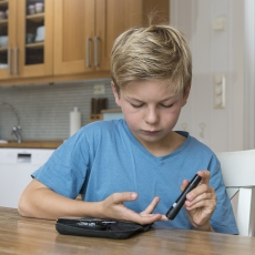 Diabetes in Children and Teens
