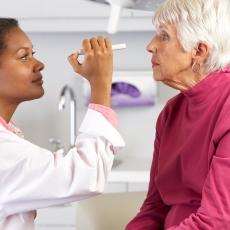 Problemas de los ojos asociados con la diabetes