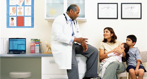 Página sobre el chequeo médico