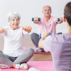 Exercise for Older Adults: MedlinePlus
