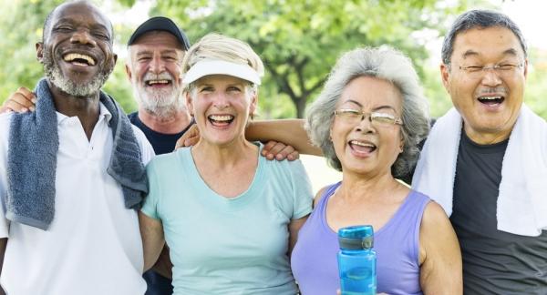 Envejecer saludablemente