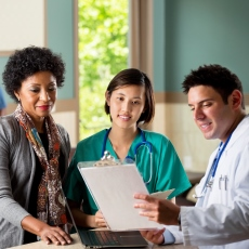 Salud ocupacional de proveedores de salud