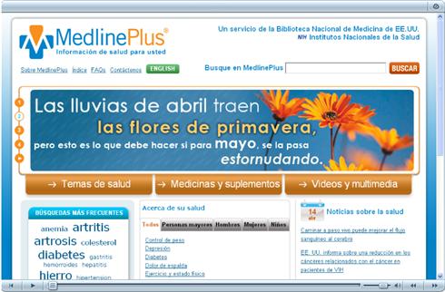 Enlace a la imagen representativa del nuevo MedlinePlus Tour