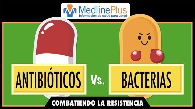 Antibióticos versus Bacterias: Combatiendo la Resistencia