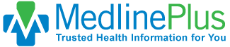 Logo for Medline Plus: Breast Cancer