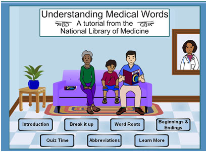 Understanding Medical Words