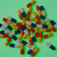 Photograph of pills