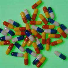 Fotografía de pastillas