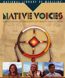 Native Voices bookmark cover