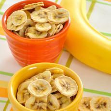 Plátanos secos