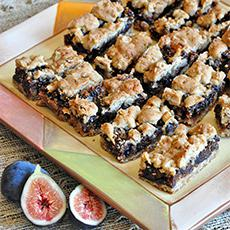 Fabulous Fig Bars
