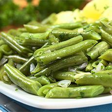 Flavorful Green Beans