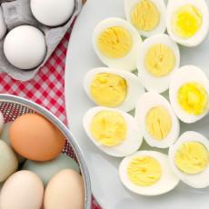 Huevos cocidos perfectos