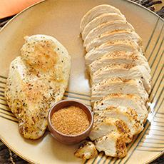 Skillet Braised Chicken
