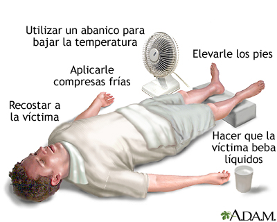 Emergencias por calor