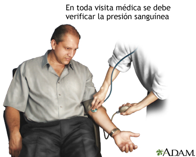 Evaluación de la presión sanguínea