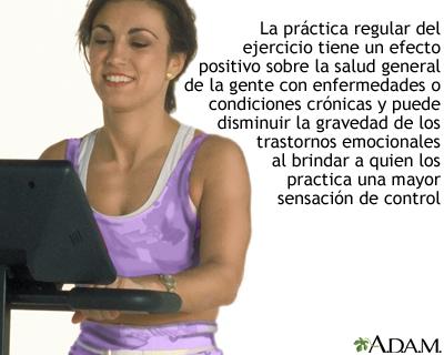 Beneficios de la práctica regular de actividad física