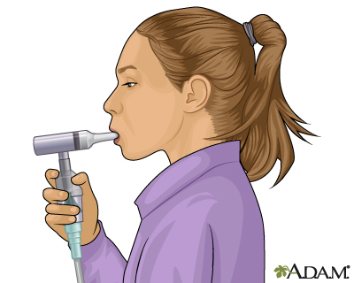 Uso del nebulizador (Quinta parte)