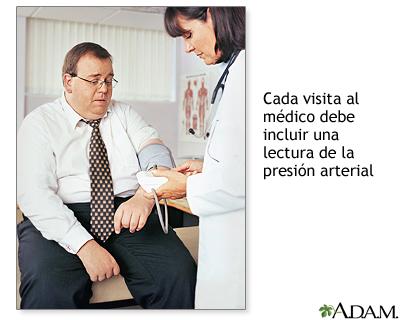 La diabetes y la presión arterial