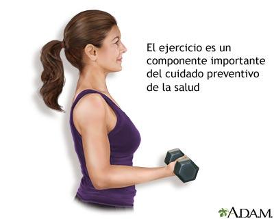 La actividad física - medicina preventiva