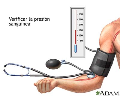 Efectos del envejecimiento sobre la presión sanguínea