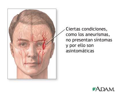 Condiciones asintomáticas