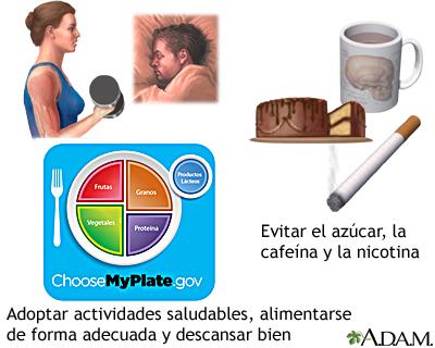 Dieta y buena salud