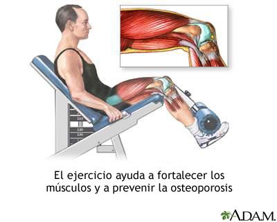 Vejez y ejercicios
