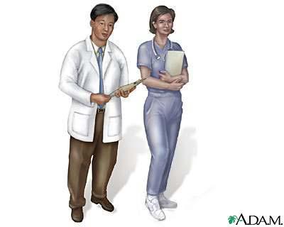 Tipos de proveedores de cuidados médicos