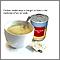 Sopa de pollo y enfermedad
