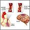 Acumulación de placa en las arterias